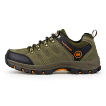 Men's Leather Hiking Shoes Autumn/Winter Trekking