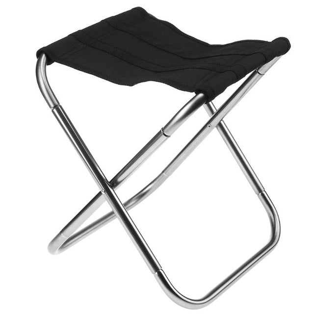 Aluminum Folding Fishing Chair/Stool - Outdoor Outfitters Pro