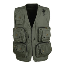 Outdoor Multi-Pockets Hunting Vest, Fishing Hiking Camping  Quick Dry Mesh - Outdoor Outfitters Pro