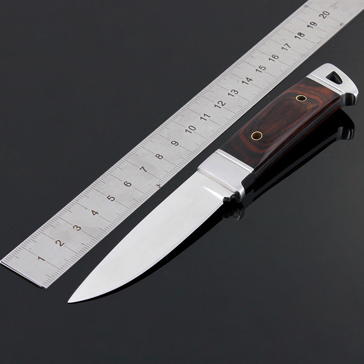 SDIYABEIZ Brand Fixed Blade 58HRC  Knife