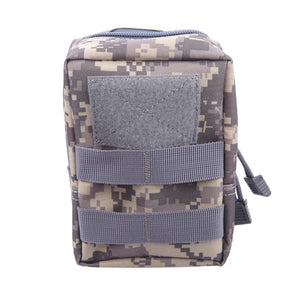 1.3L Multifunctional MOLLE Tactical Waterproof  Pouch - Outdoor Outfitters Pro