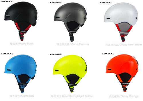 CAIRBULL Professional Skiing/Snowboarding Helmet