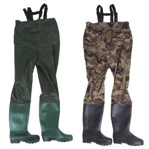 Fishing Waders w/ Boots