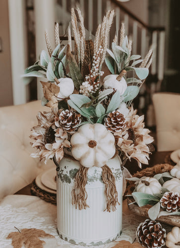 FARMHOUSE FALL ARRANGEMENT