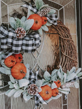 Load image into Gallery viewer, FALL WREATH