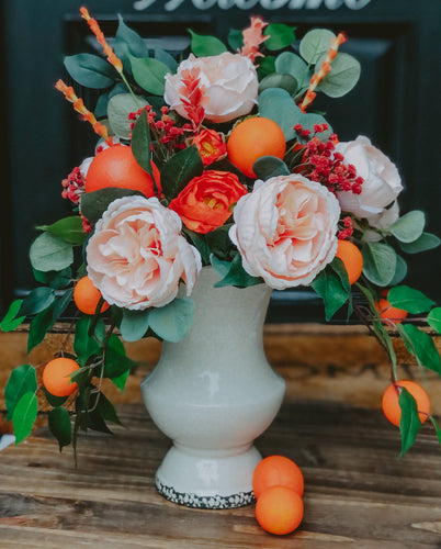 ORANGE ARRANGEMENT