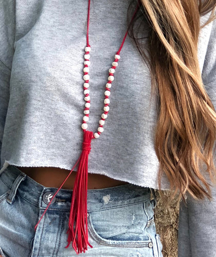 GAMEDAY TASSEL