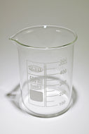500 ml Glass Borosilicate Graduated Beaker