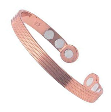 Copper Bio Bangle