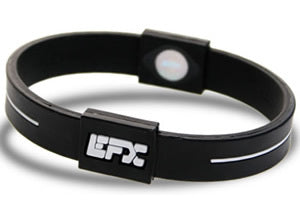 EFX Black with White
