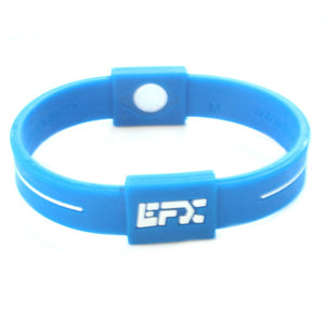 EFX Blue with White