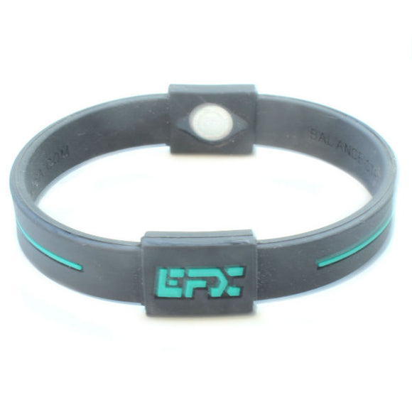 EFX Black with Green