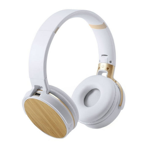Casque Bluetooth Bambou FM