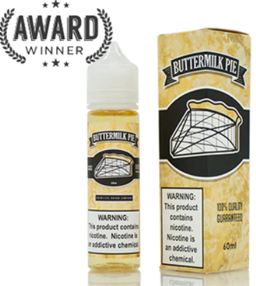 Buttermilk Pie 60mls