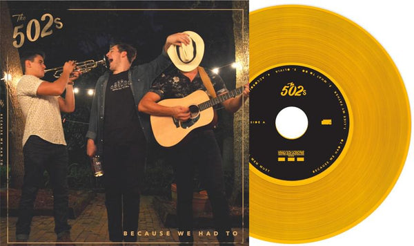Because We Had To (Gold Vinyl)