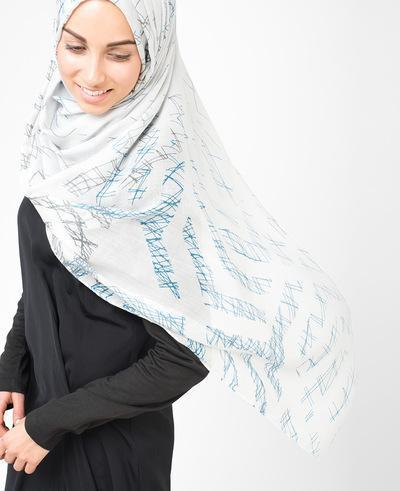 Lunar Rock Hijab Medium