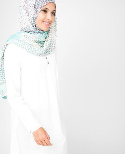 Sprout Green Hijab Regular