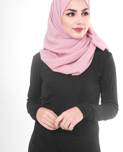Zephyr Poly Georgette Hijab Regular Zephyr