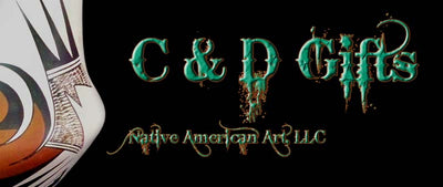 C & D Gifts Native American Pottery
