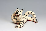 Cochiti Pueblo Native American Indian Pottery Cheshire Cat #1 - Martha Arquero
