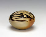 Hopi American Indian Pottery Small 4 Bird Seed Jar #1 - Adelle Nampeyo