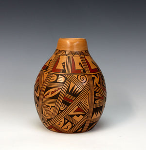 Hopi Native American Indian Pottery Jar #1 - Louden Silas