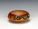 Hopi Native American Indian Pottery Small Bowl #1 - Lydia Mahle