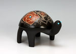 Santa Clara Pueblo Indian Pottery Sgraffito Turtle #1 - Melony Gutierrez