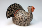 Cochiti Pueblo Native American Indian Pottery Turkey - Mary Janice Ortiz