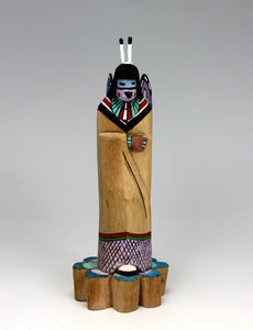 Hopi American Indian Butterfly Maiden - Kachina - Terran Naha