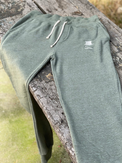 "Jon Narcisso Essentials - ""Greenleaf"" Joggers"