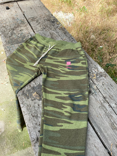 Jon Narcisso Essentials - Camo Edition Joggers