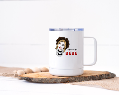 Moira Rose - You Are My BéBé - Schitt's Creek Stainless Steel Travel Mug