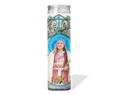Carole Baskin Celebrity Prayer Candle - Tiger King