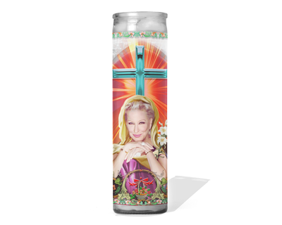 Bette Midler Celebrity Prayer Candle
