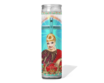 Bianca Del Rio Celebrity Drag Queen Prayer Candle