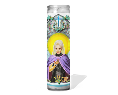 Gwen Stefani Celebrity Prayer Candle