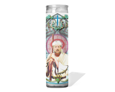 Joe Exotic Celebrity Prayer Candle - Tiger King