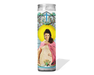 Lisa Vanderpump Celebrity Prayer Candle - Real Housewives