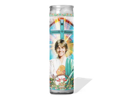 Luke Skywalker Celebrity Prayer Candle - Mark Hamill