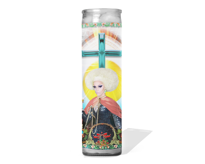 Miz Cracker Celebrity Drag Queen Prayer Candle - RuPaul's Drag Race