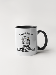 Murray Christmas - Bill Murray Christmas Mug