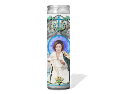House Speaker Nancy Pelosi Prayer Candle - Ripping it Up!