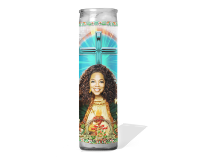 Oprah Winfrey Celebrity Prayer Candle