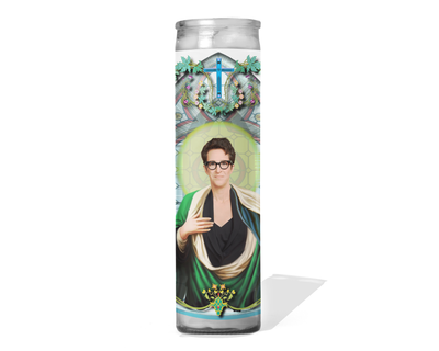 Rachel Maddow Celebrity Prayer Candle