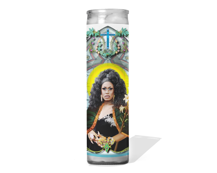 Shea Couleé Celebrity Drag Queen Prayer Candle - RuPaul's Drag Race