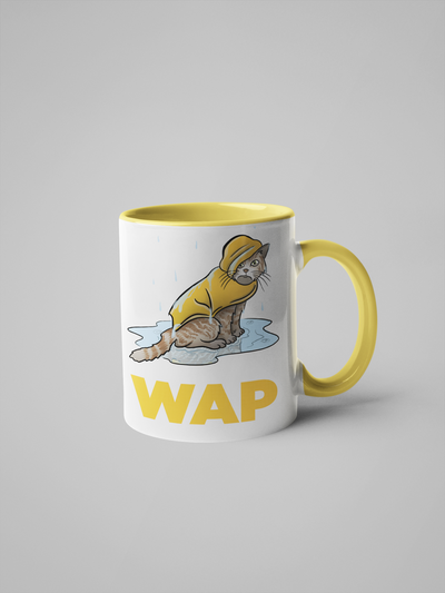WAP - Cat Coffee Mug