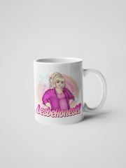 LesBeHonest - Pitch Perfect Movie Coffee Mug - Fat Amy
