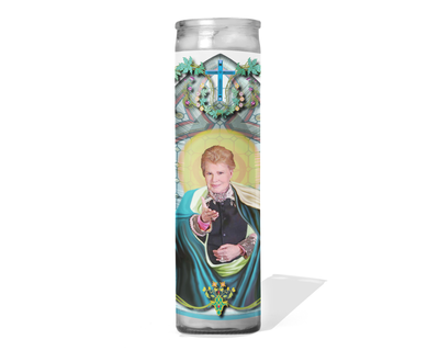 Walter Mercado Celebrity Prayer Candle - Mucho Amor