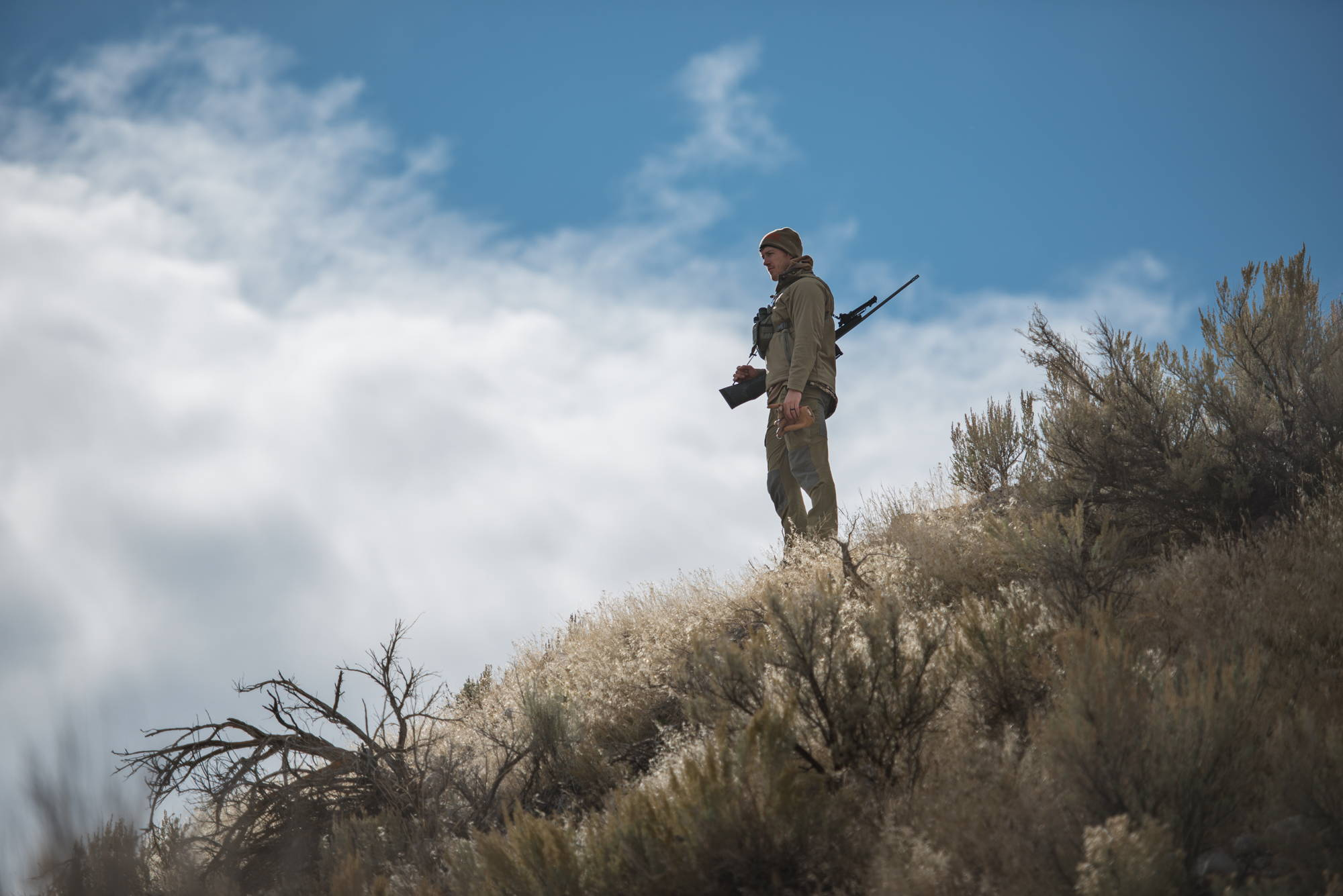 HUNTING WHITETAIL IN IDAHO